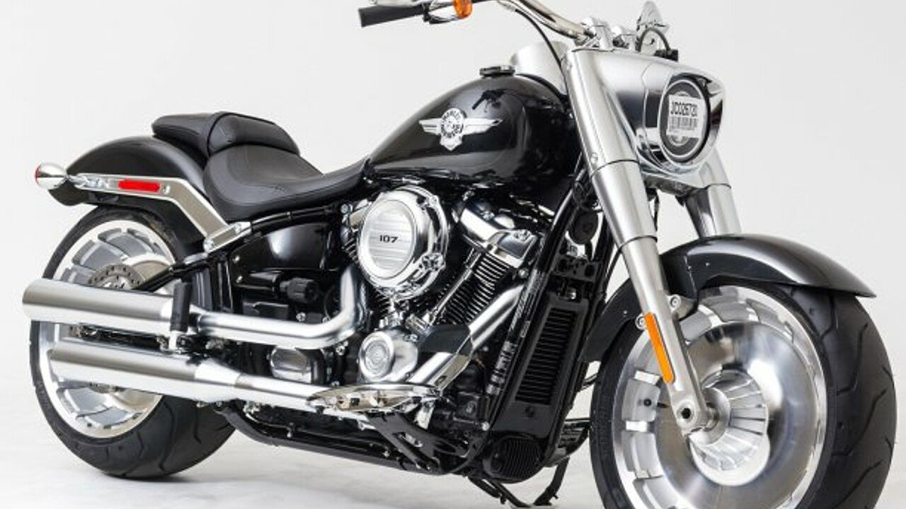 2018 Harley-Davidson Softail for sale 200497480