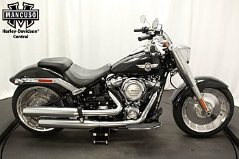 2018 Harley-Davidson Softail Fat Boy for sale 200500222