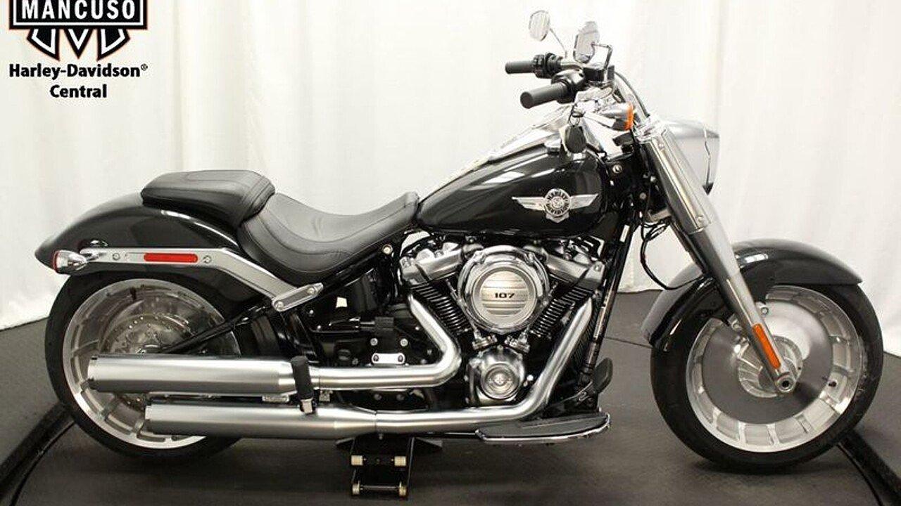 2018 Harley-Davidson Softail Fat Boy for sale 200500222