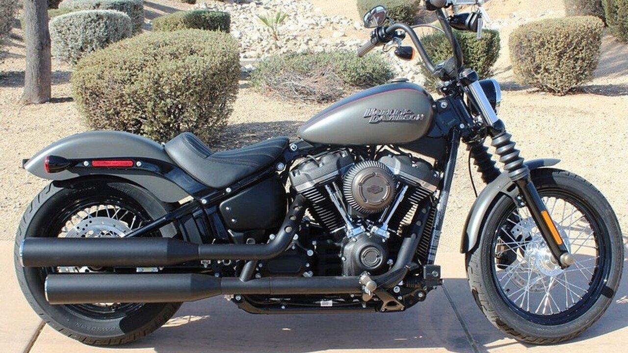 2018 Harley-Davidson Softail Street Bob for sale 200503798