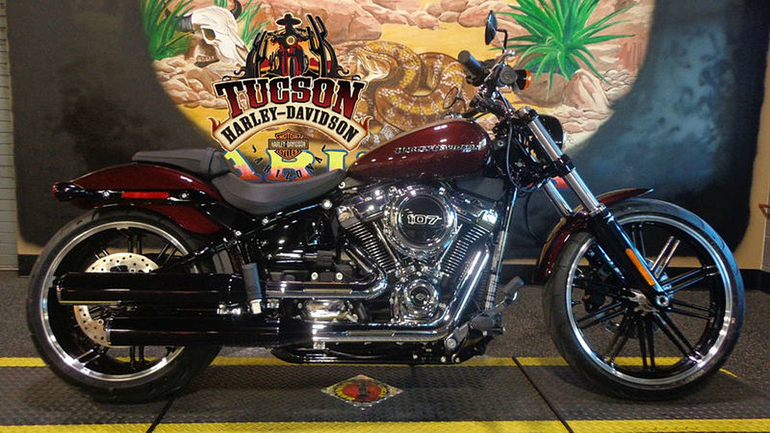 2018 Harley-Davidson Softail Breakout for sale 200508640