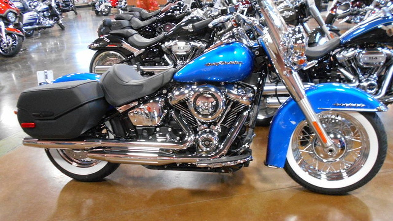 2018 Harley-Davidson Softail for sale 200515490