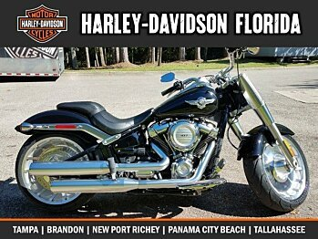 2018 Harley-Davidson Softail Fat Boy for sale 200521573