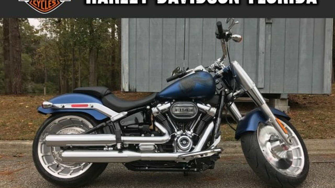 2018 Harley-Davidson Softail for sale near Tallahassee ...