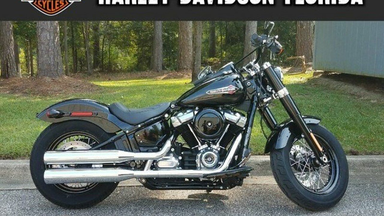 2018 Harley-Davidson Softail Slim for sale 200521625