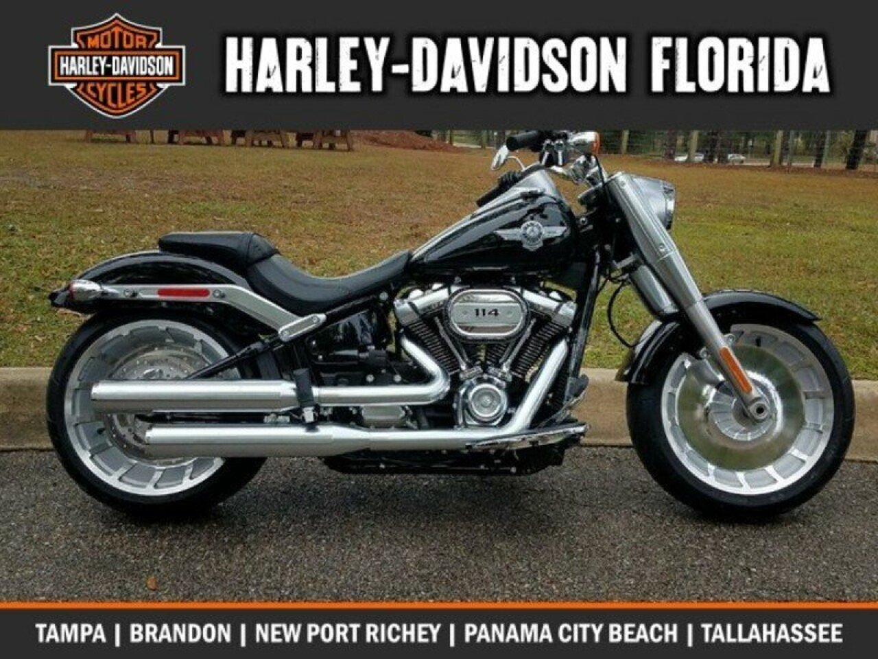 2018 Harley Davidson Softail Fat Boy 114 For Sale Near