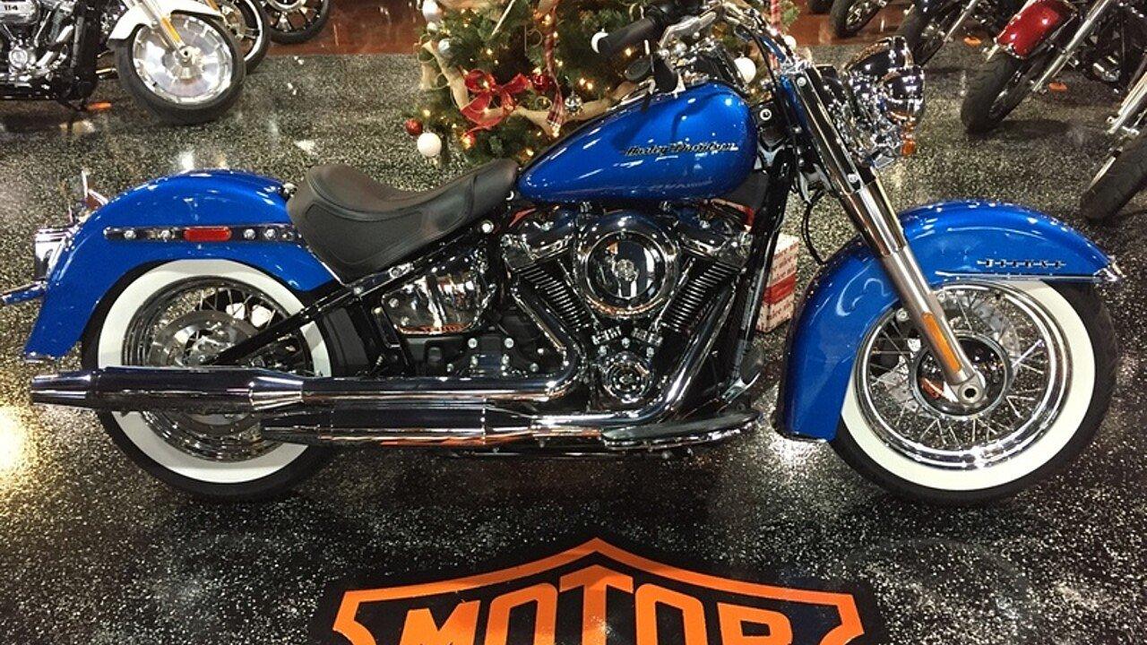 2018 Harley-Davidson Softail for sale 200522295