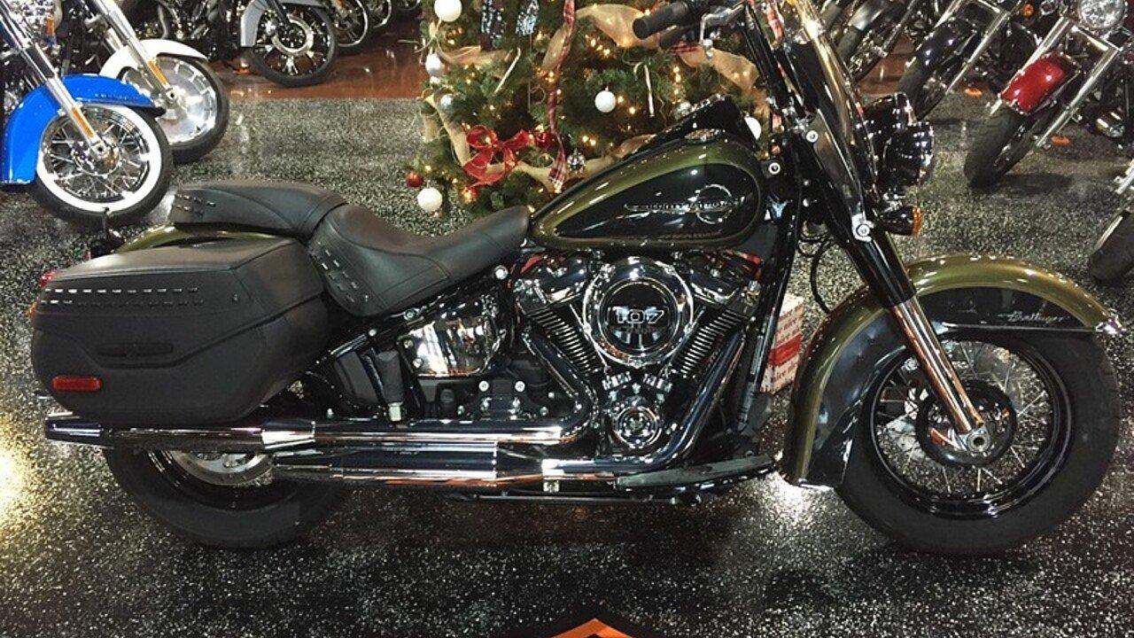 2018 Harley-Davidson Softail for sale 200522519