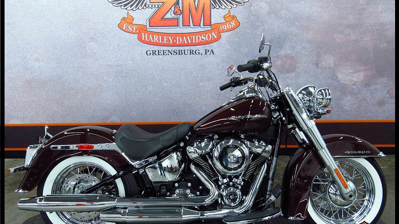 2018 Harley-Davidson Softail for sale 200523267