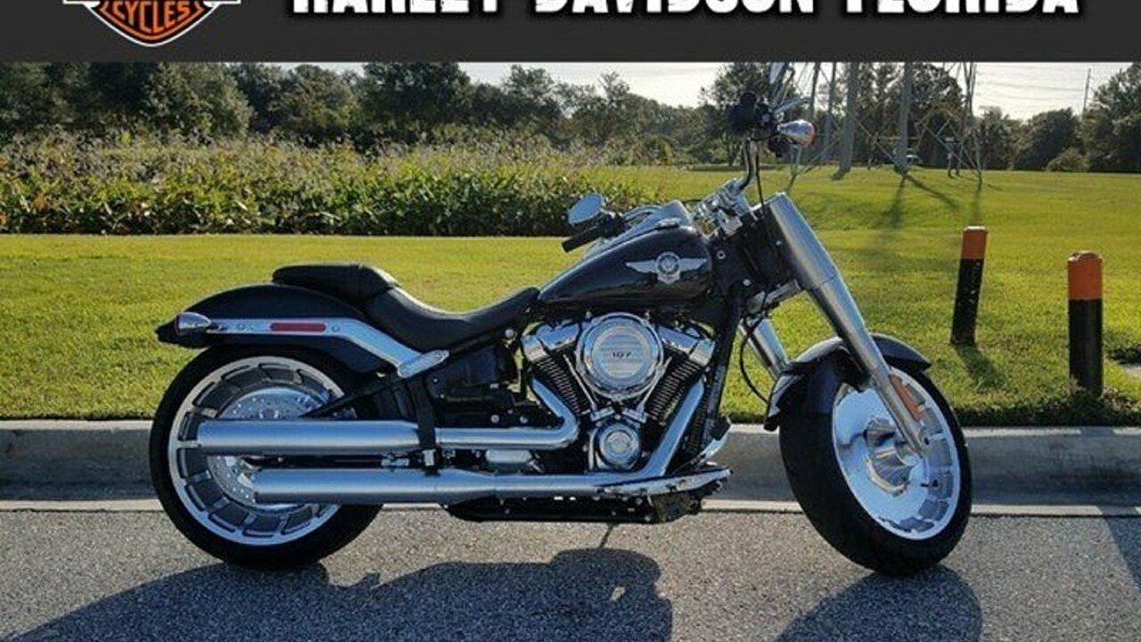 2018 Harley-Davidson Softail for sale 200523465