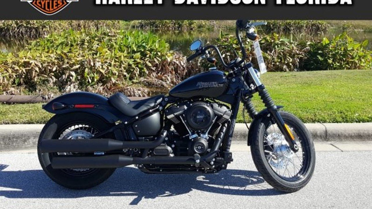 2018 Harley-Davidson Softail for sale 200523478