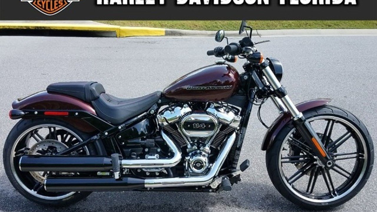 2018 Harley-Davidson Softail Breakout 114 for sale 200523702