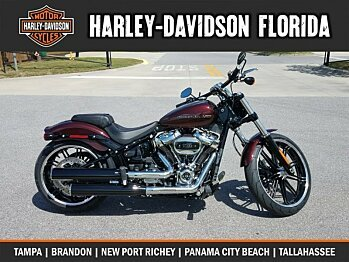 2018 Harley-Davidson Softail Breakout 114 for sale 200523713