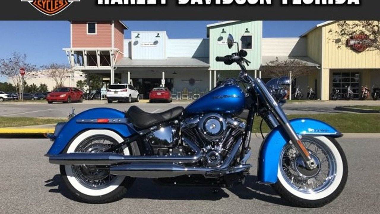 2018 Harley-Davidson Softail Deluxe for sale 200523776