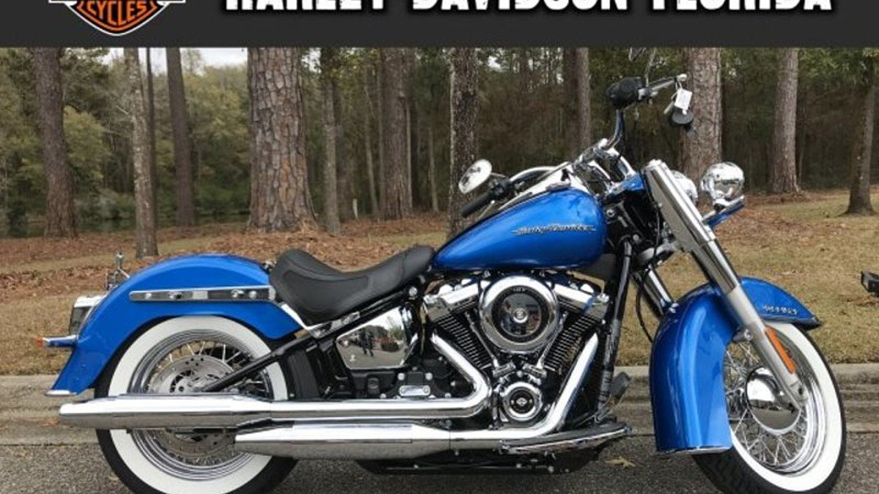 2018 Harley-Davidson Softail Deluxe for sale 200523924