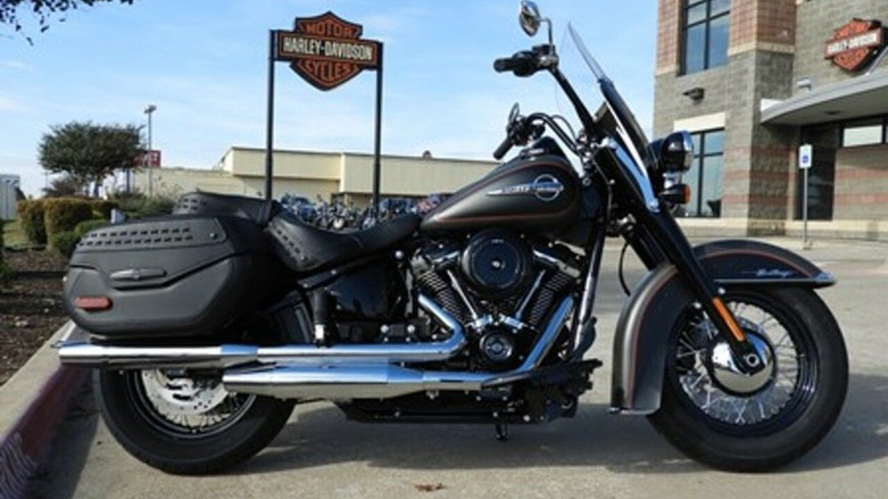2018 Harley-Davidson Softail Heritage Classic 114 for sale 200525416