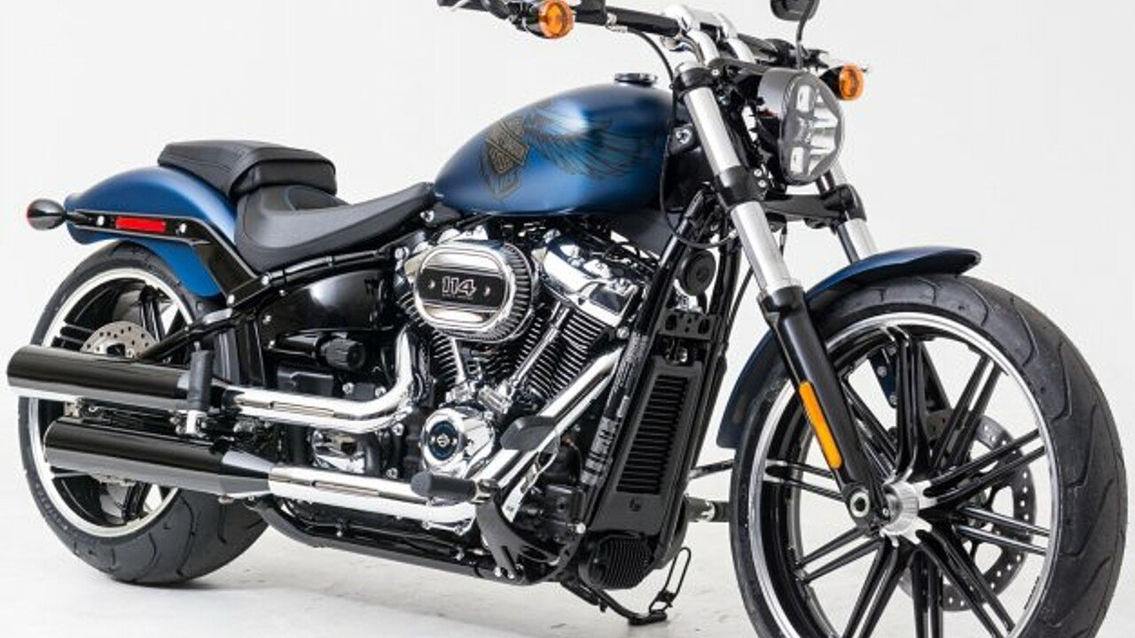2018 Harley-Davidson Softail 115th Anniversary Breakout 114 for sale 200525485