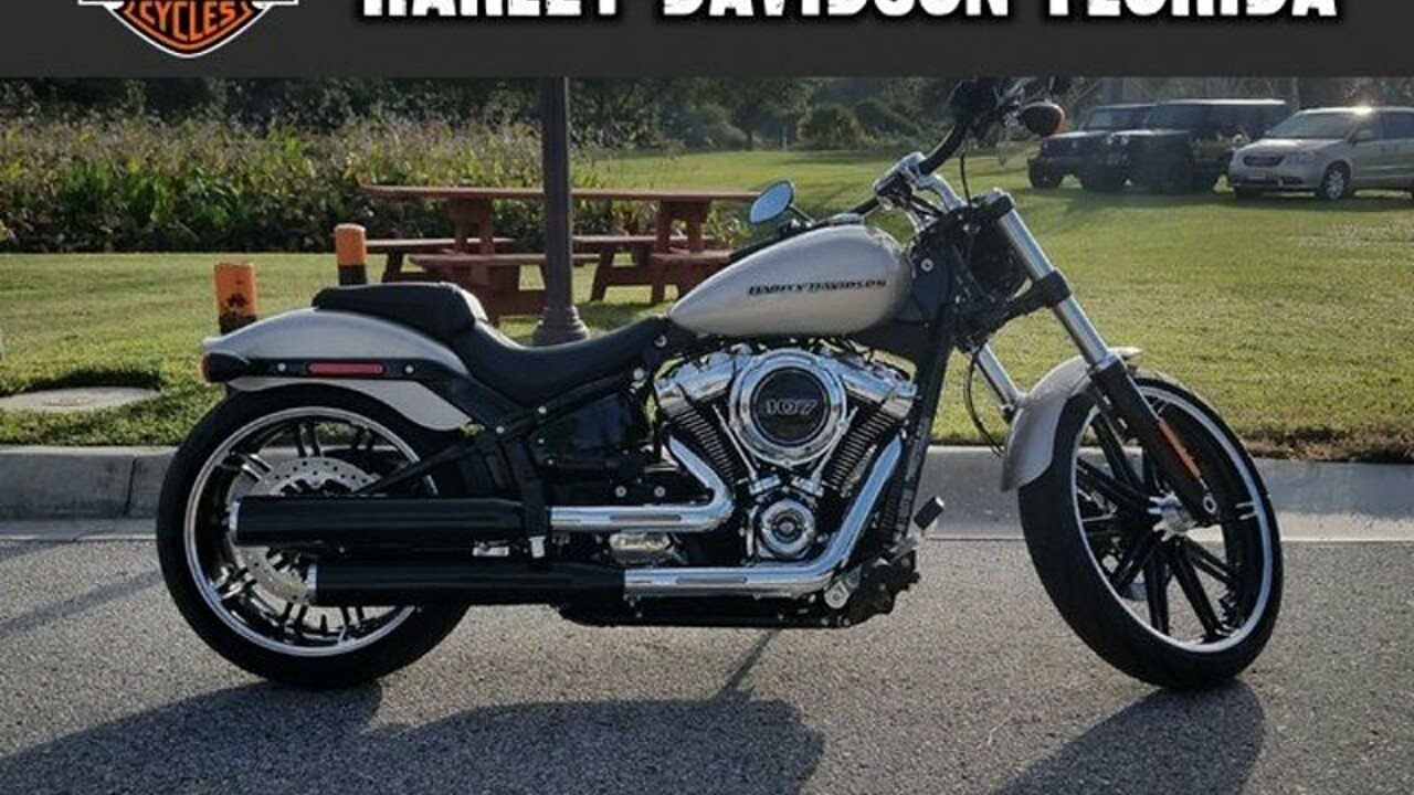 2018 Harley-Davidson Softail Breakout for sale 200525938