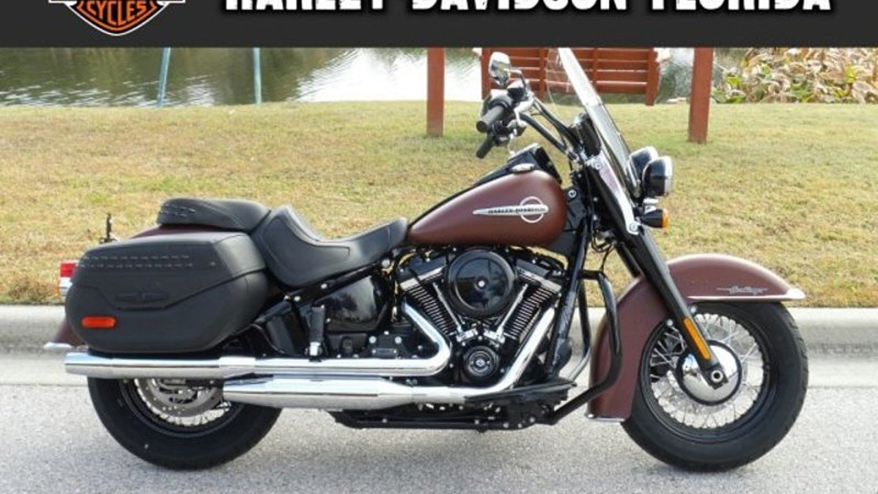 2018 Harley-Davidson Softail Heritage Classic 114 for sale 200525984