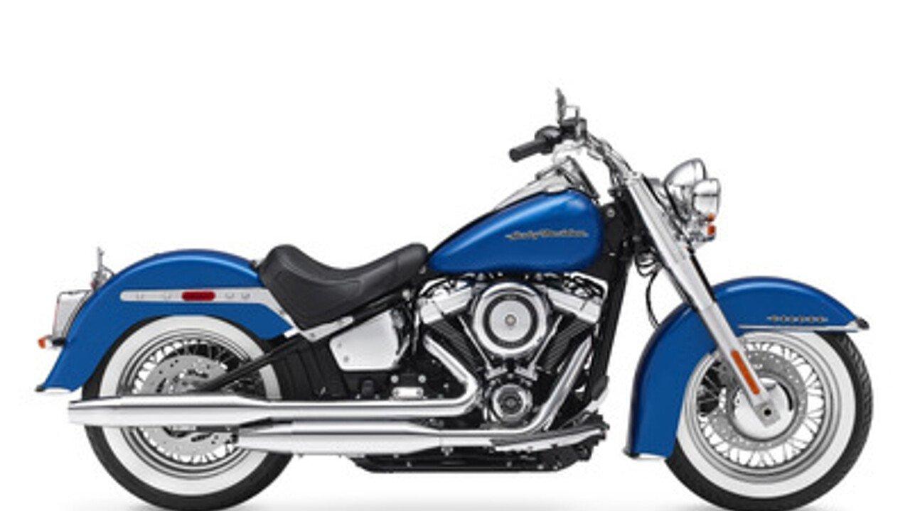 2018 Harley-Davidson Softail for sale 200526361