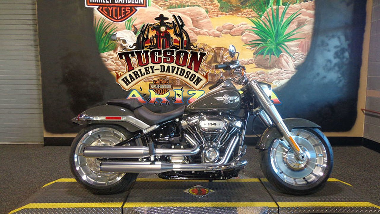 2018 Harley-Davidson Softail Fat Boy 114 for sale 200528314