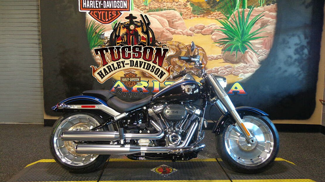 2018 Harley-Davidson Softail 115th Anniversary Fat Boy 114 for sale 200528316