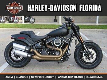 2018 Harley-Davidson Softail Fat Bob for sale 200529799