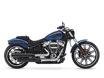 2018 Harley-Davidson Softail 115th Anniversary Breakout 114 for sale 200533262