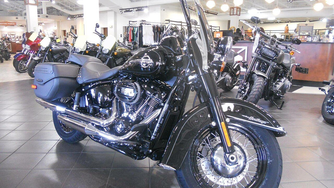 2018 Harley-Davidson Softail for sale 200534112