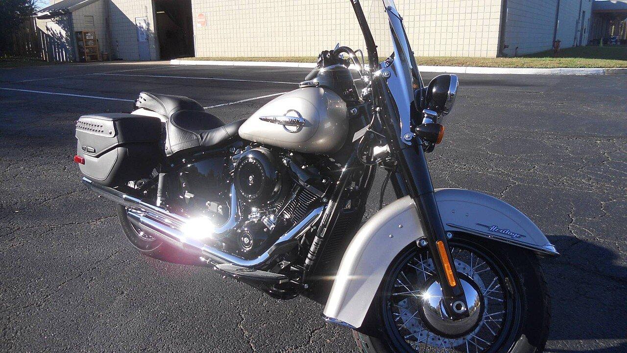 2018 Harley-Davidson Softail for sale 200534113