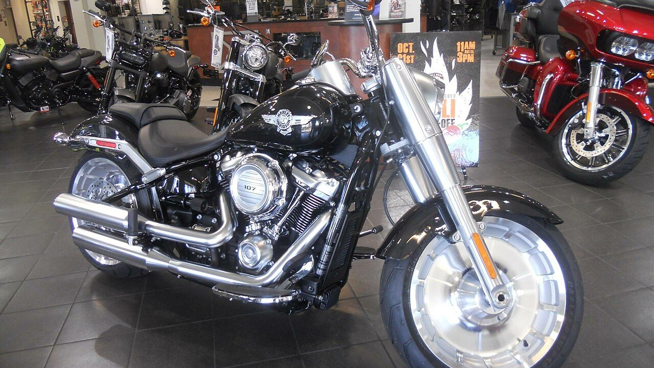 2018 Harley-Davidson Softail for sale 200534122