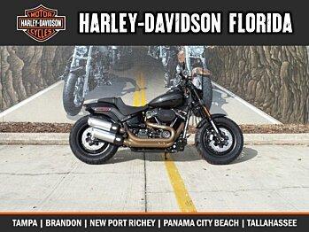 2018 Harley-Davidson Softail Fat Bob 114 for sale 200535201