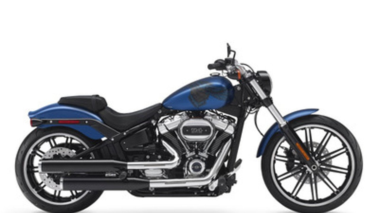 2018 Harley-Davidson Softail 115th Anniversary Breakout 114 for sale 200546715
