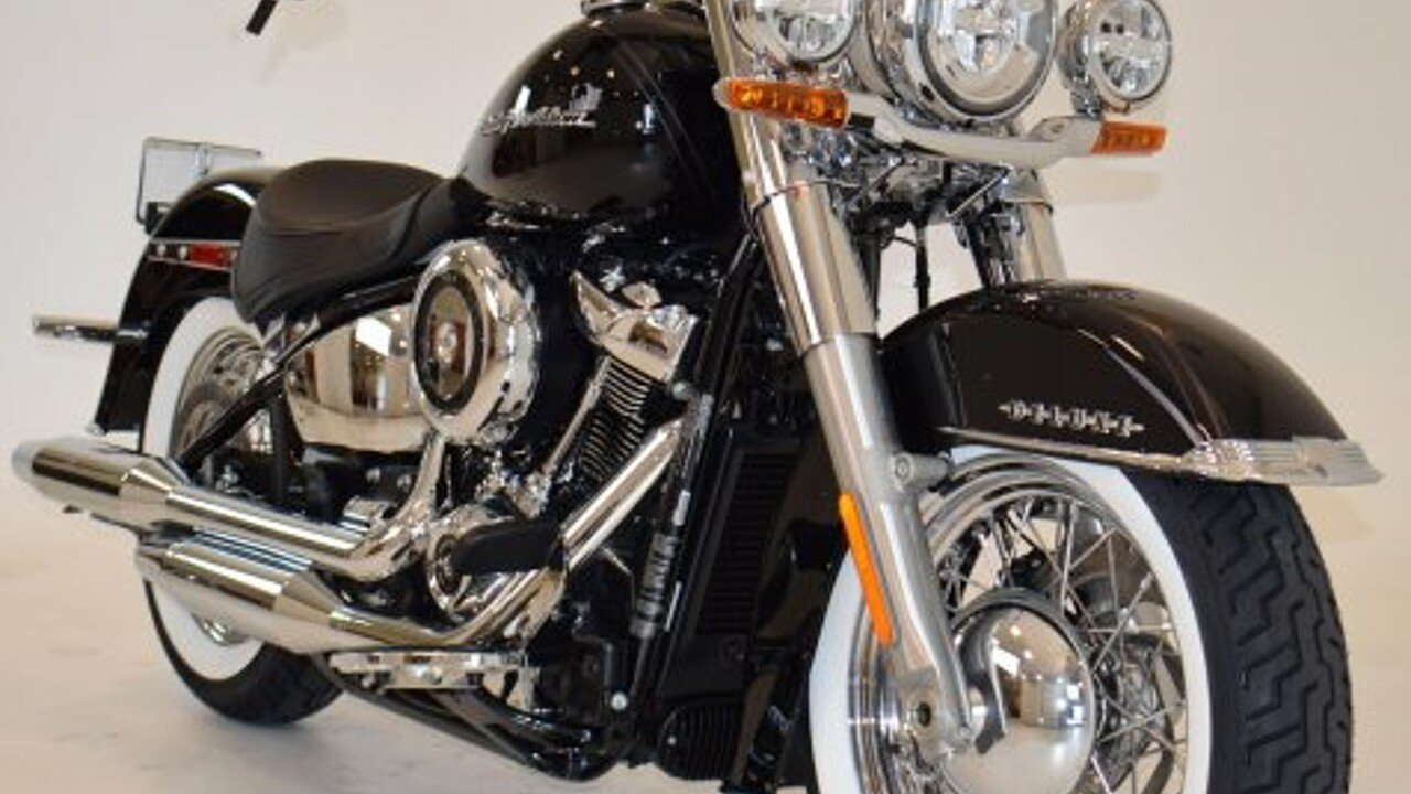 2018 Harley-Davidson Softail Deluxe for sale 200549642