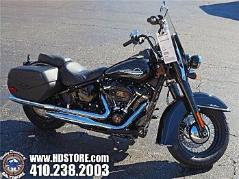 2018 Harley-Davidson Softail Heritage Classic 114 for sale 200550542