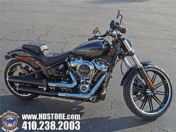 2018 Harley-Davidson Softail Breakout for sale 200550543