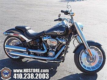 2018 Harley-Davidson Softail Fat Boy 114 for sale 200550547