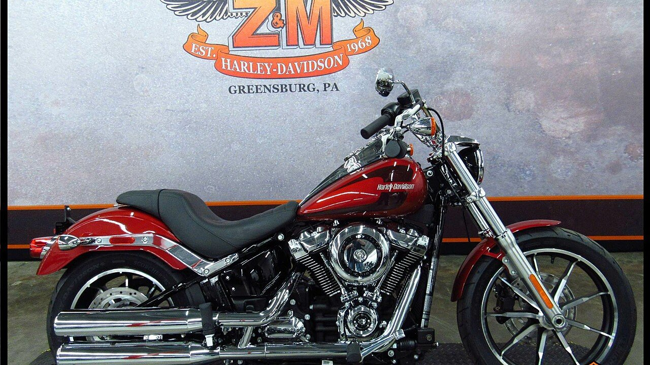2018 Harley-Davidson Softail for sale 200559350