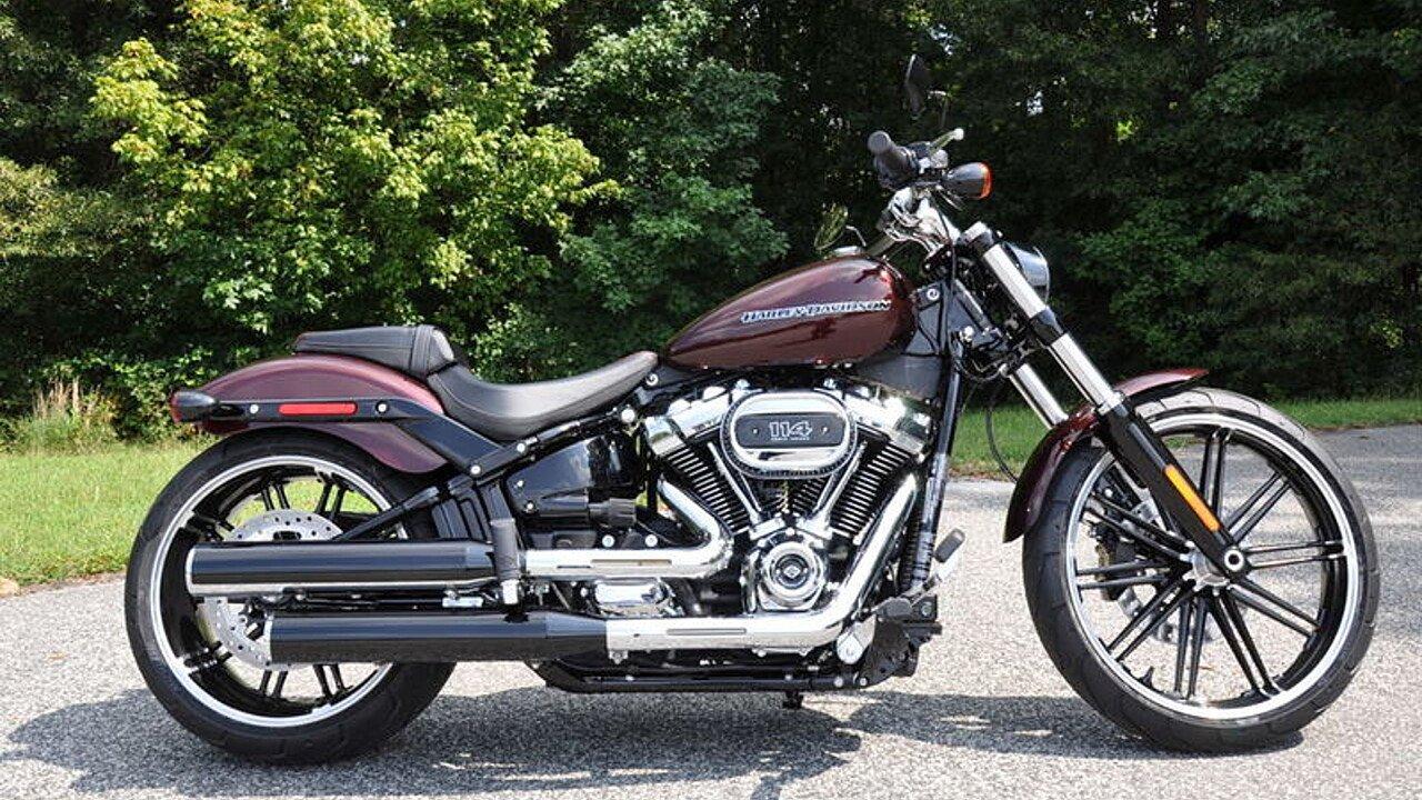 2018 Harley-Davidson Softail for sale 200563331