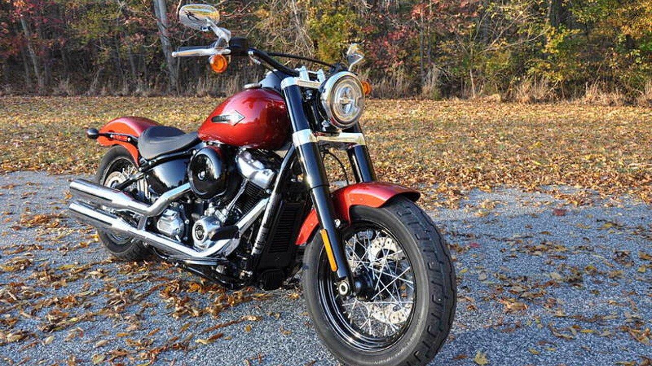 2018 Harley-Davidson Softail for sale 200563369