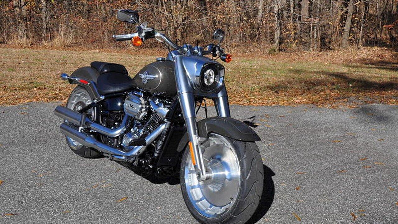 2018 Harley-Davidson Softail for sale 200563373