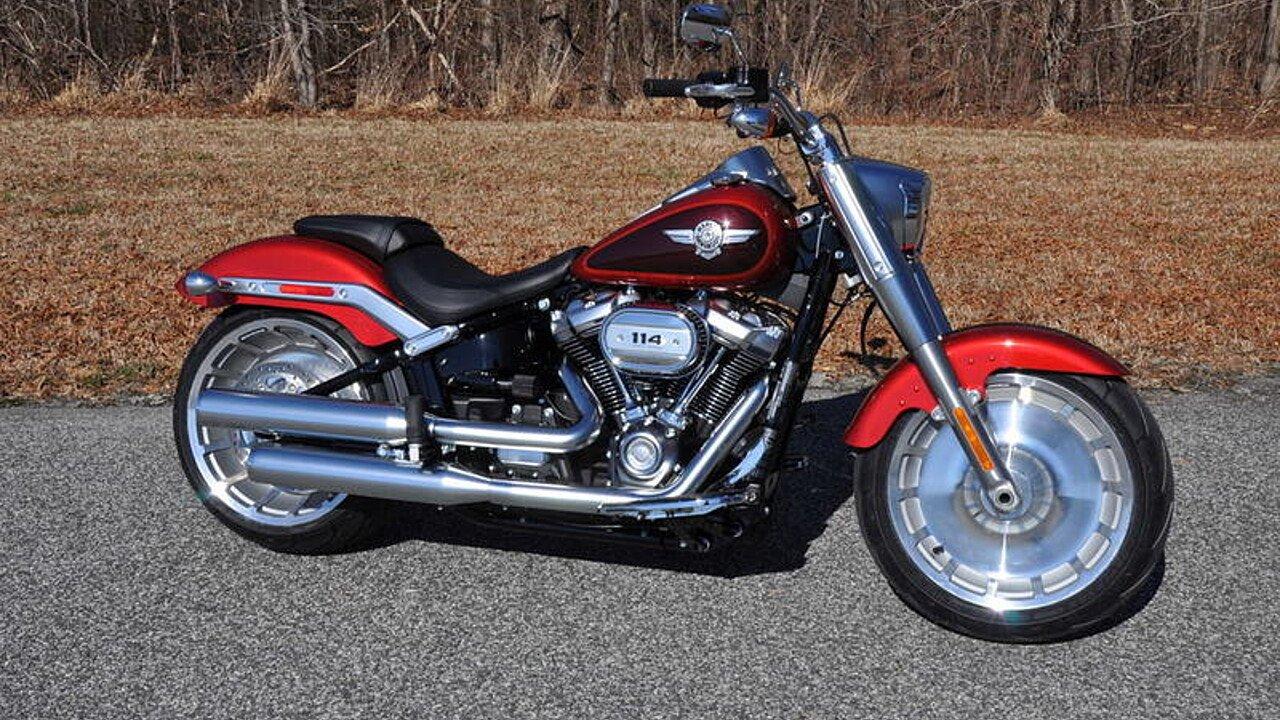 2018 Harley-Davidson Softail for sale 200563393