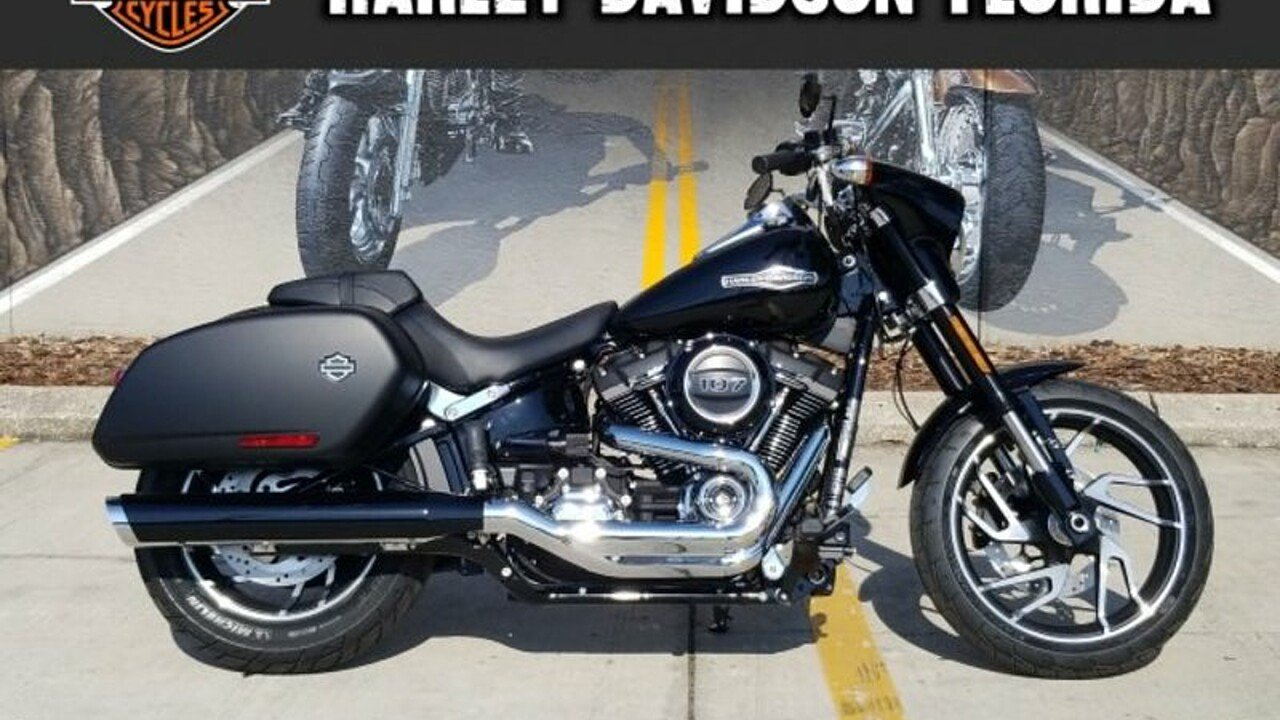 2018 Harley-Davidson Softail for sale 200569386