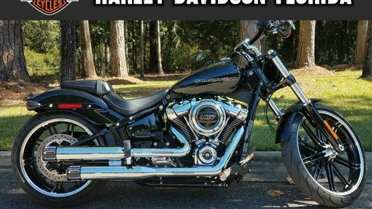2018 Harley-Davidson Softail Breakout for sale 200583020