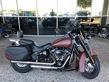 2018 Harley-Davidson Softail Heritage Classic 114 for sale 200583415