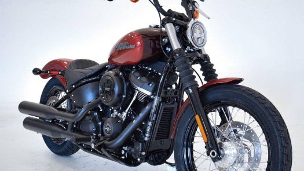 2018 Harley-Davidson Softail Street Bob for sale 200587002