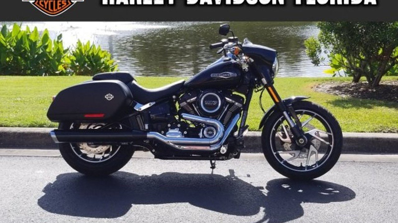 2018 Harley-Davidson Softail for sale 200594973