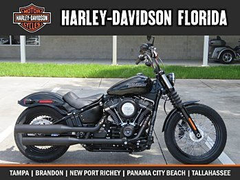 2018 Harley-Davidson Softail Street Bob for sale 200606143