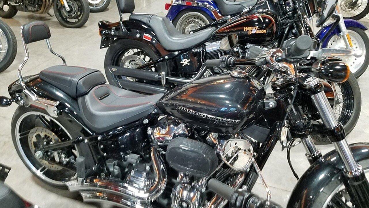 2018 Harley-Davidson Softail for sale 200609372