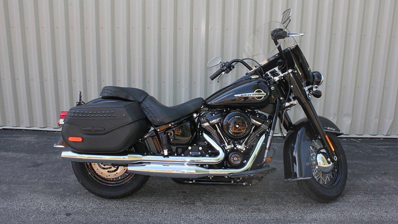 2018 Harley-Davidson Softail for sale 200609401
